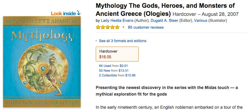 mythbook
