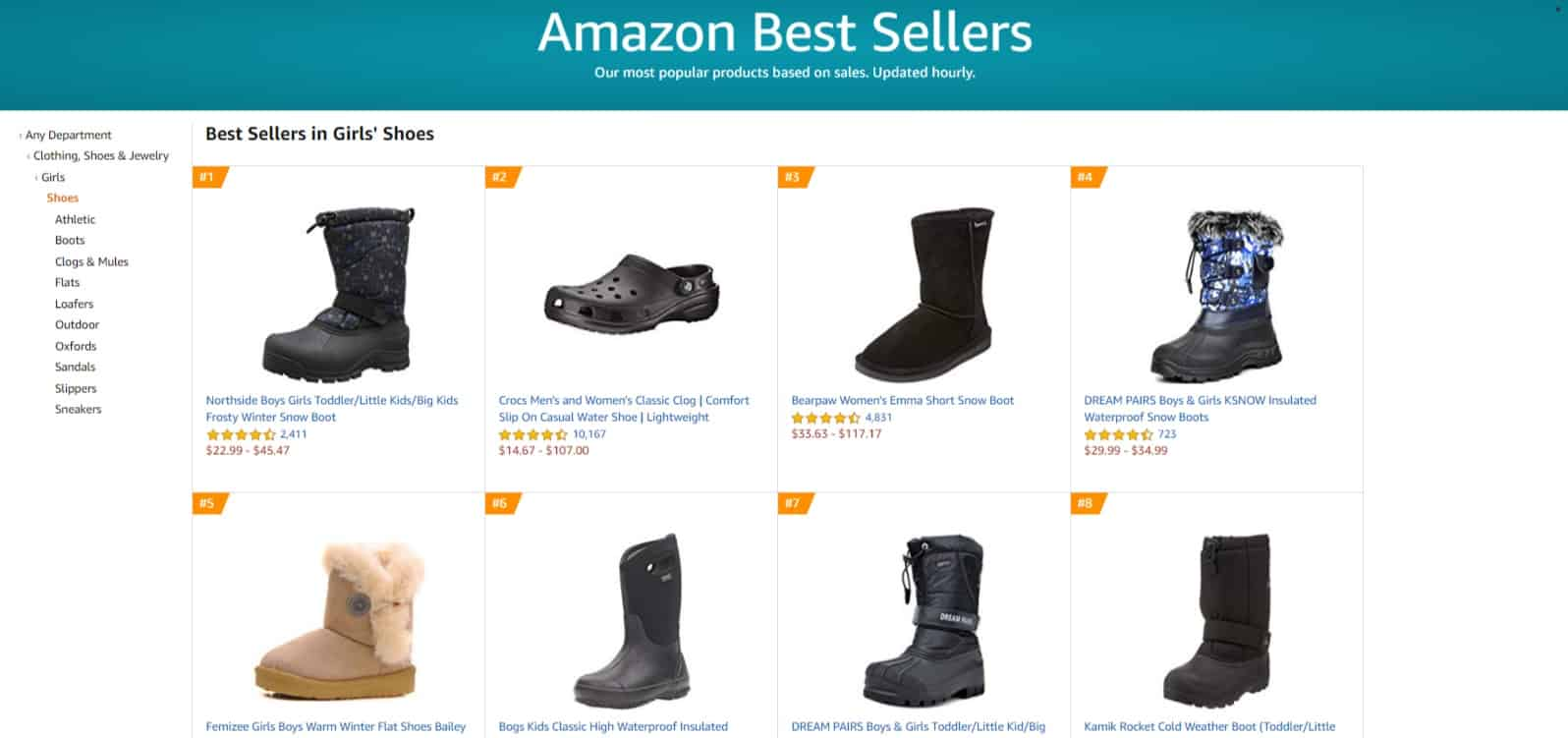 96f331adc76e5 How to Sell Shoes on Amazon and Make Money in